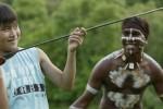 """""""Tjapukai"""" der Aboriginal Cultural Park in der Naehe von Cairns"""