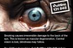 Schock-Werbung im australischen Fernsehen